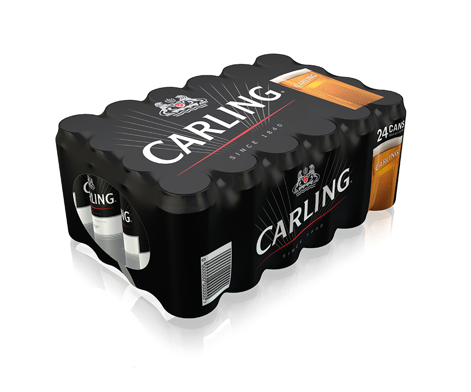 Carling iC3D Mock up