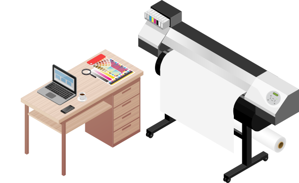 LEC2-300 UV Printer Cutter